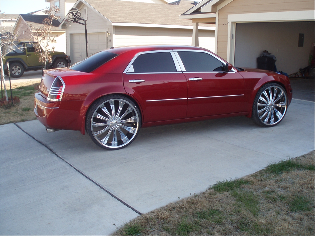 Oto Re 24 Inch Rims On A Crewmax