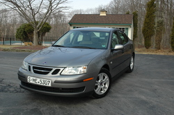 turbocharged611 2005 Saab 9-3
