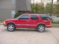Another audiophile249 1997 Chevrolet Blazer post... - 12901088
