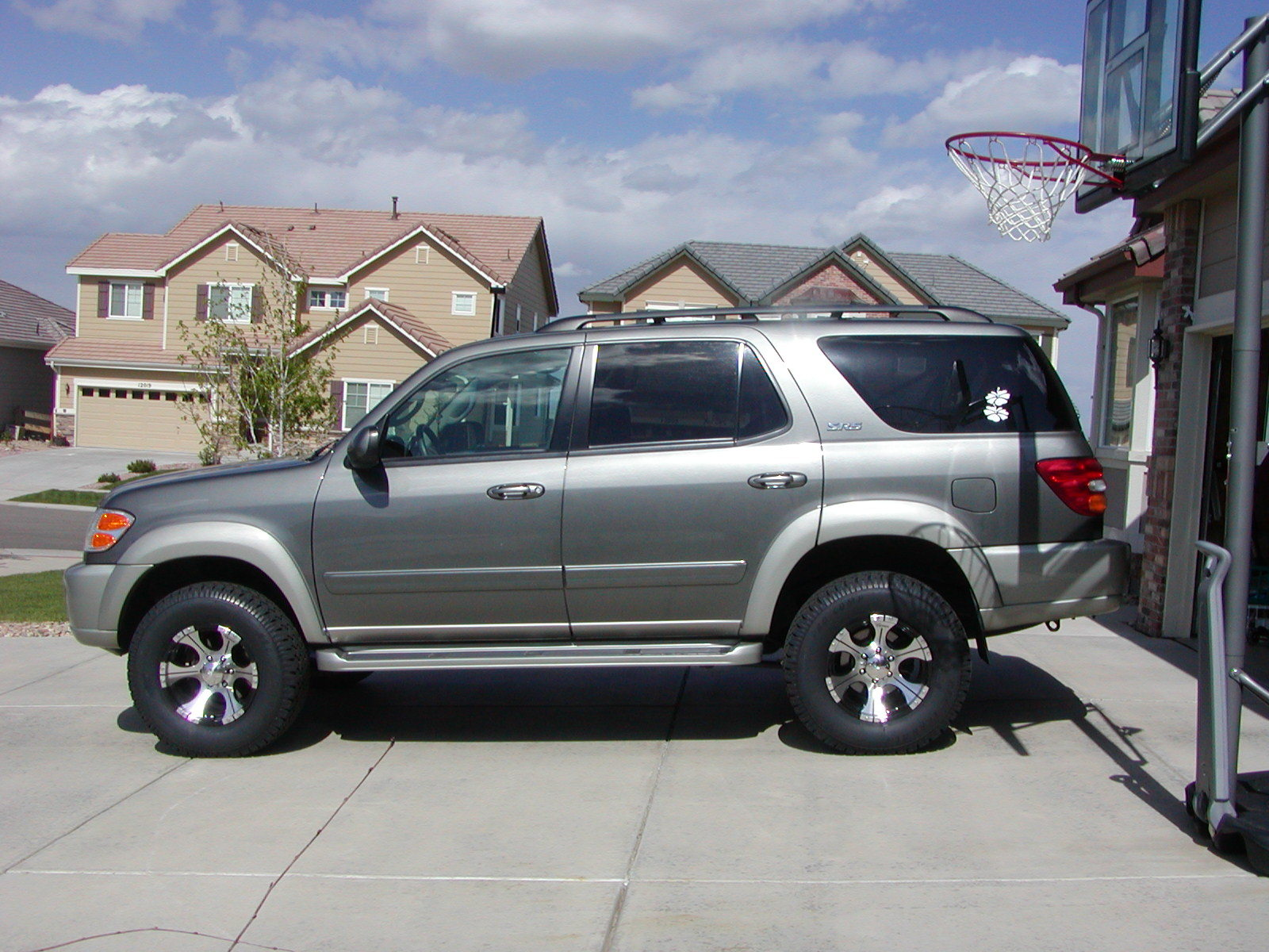 Cmanmano 2004 Toyota Sequoia Specs Photos Modification