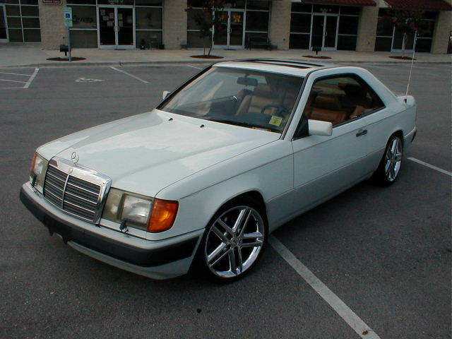 cedude 1991 mercedes benz 300e specs photos modification