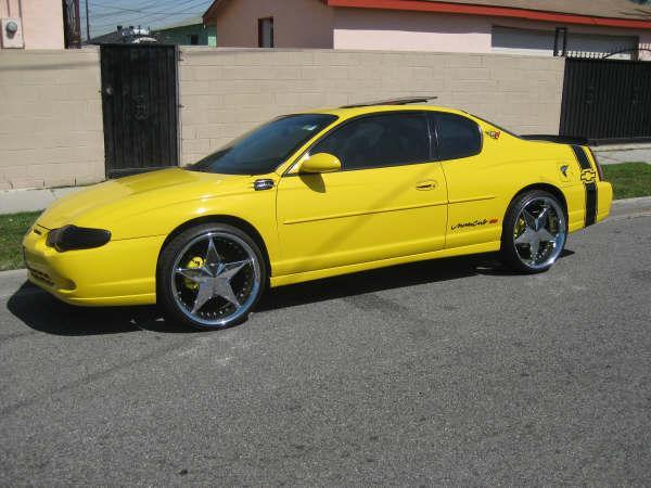 Another Fr3ssh 2003 Chevrolet Monte Carlo post... - 12902376