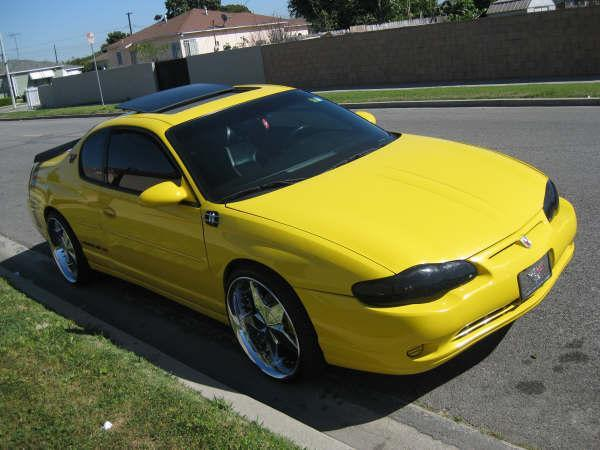 Another Fr3ssh 2003 Chevrolet Monte Carlo post... - 12902377