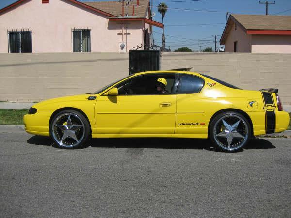 Another Fr3ssh 2003 Chevrolet Monte Carlo post... - 12902379