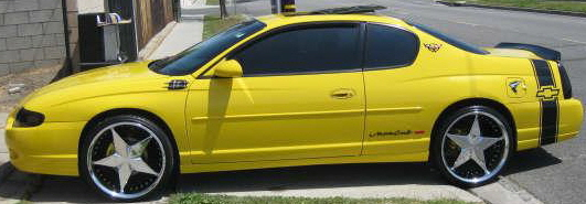 Another Fr3ssh 2003 Chevrolet Monte Carlo post... - 12902398