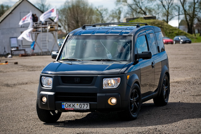 Litho 2003 Honda Element Specs Photos Modification Info