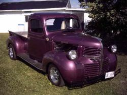 Coupman35 1941 Dodge D150 Club Cab