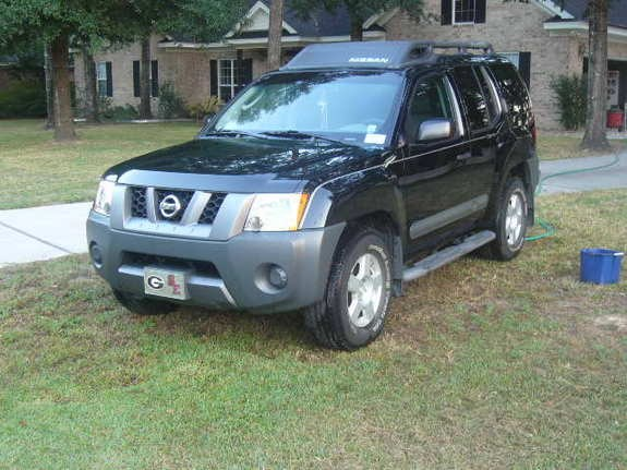 Another ch9230 2005 Nissan Xterra post... - 9542428