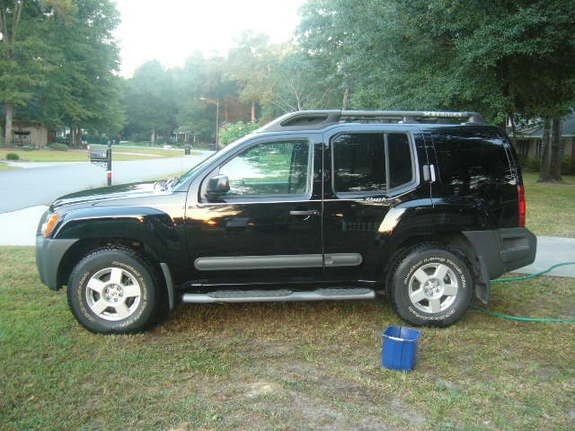 Another ch9230 2005 Nissan Xterra post... - 9542429
