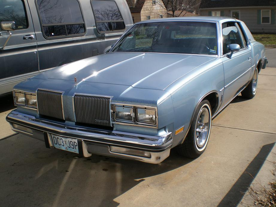 djmz24 1980 Oldsmobile Cutlass Supreme 12908028