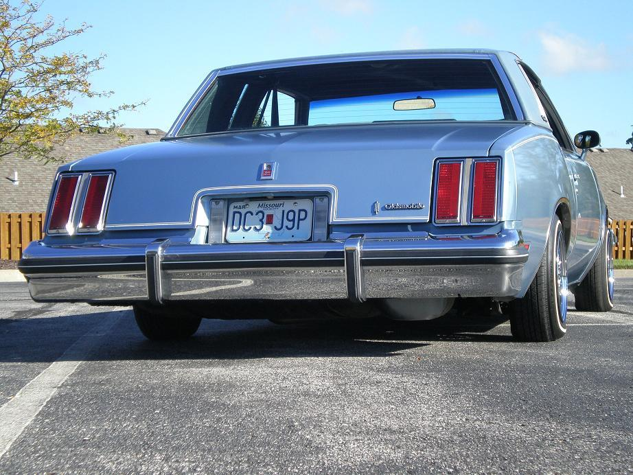 djmz24 1980 Oldsmobile Cutlass Supreme