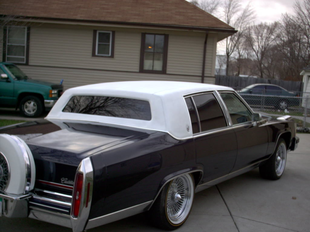 Another Legenz 1989 Cadillac Brougham post... - 13191409