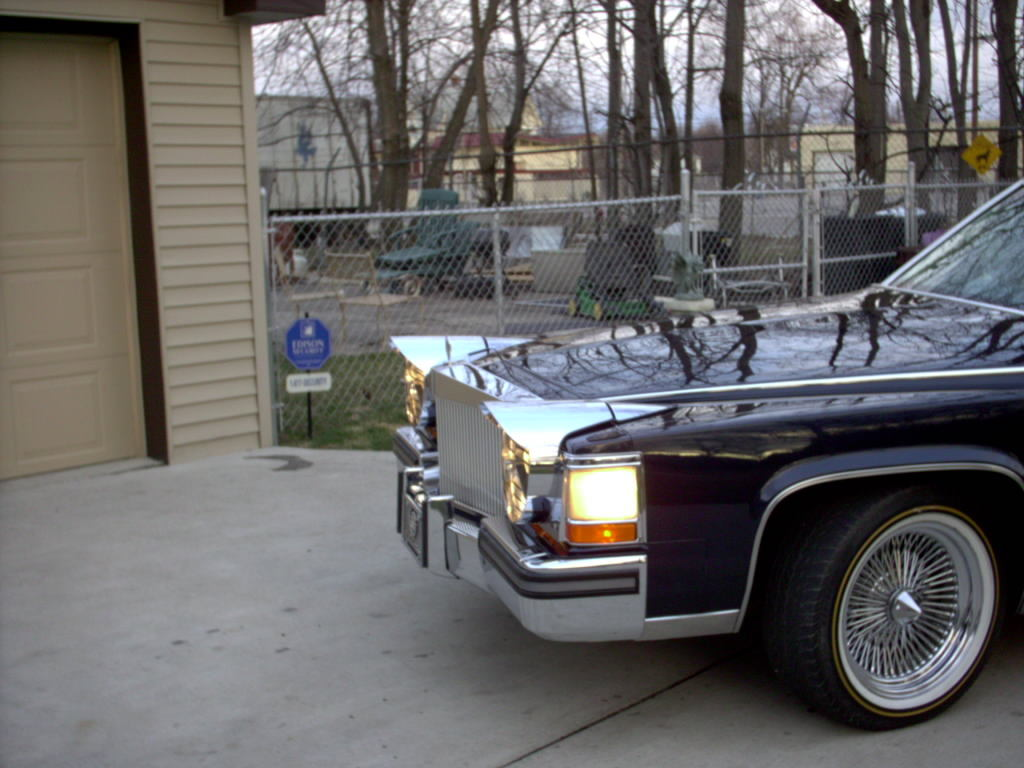 Another Legenz 1989 Cadillac Brougham post... - 13191412