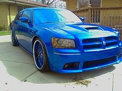 1ST2DRs 2005 Dodge Magnum