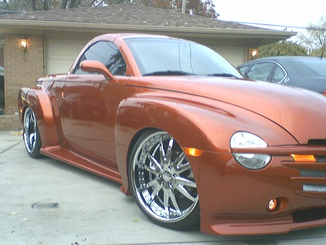 1st2dr 2003 Chevrolet Ssr Specs Photos Modification Info