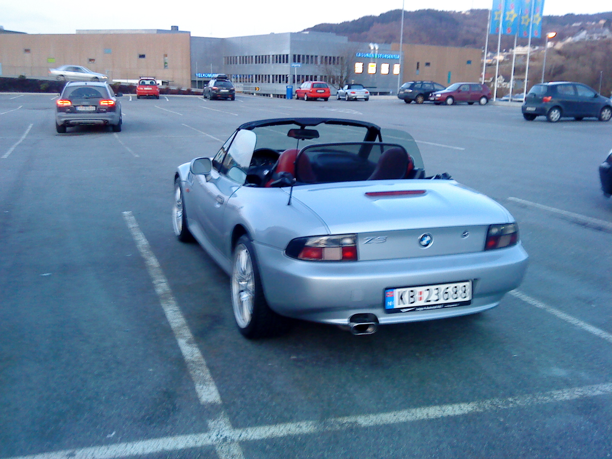 chr ramsdal 1996 bmw z3 specs photos modification info. Black Bedroom Furniture Sets. Home Design Ideas