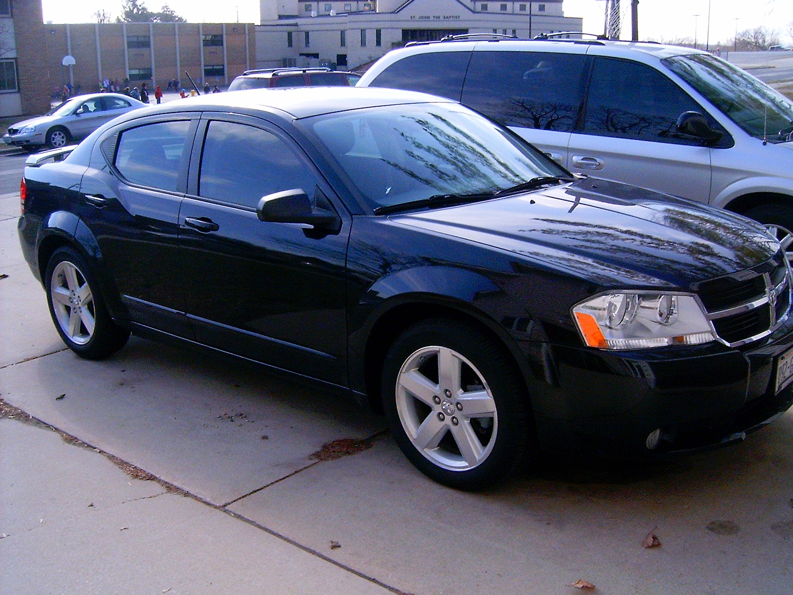 specification dodge avenger and specs photo auto images