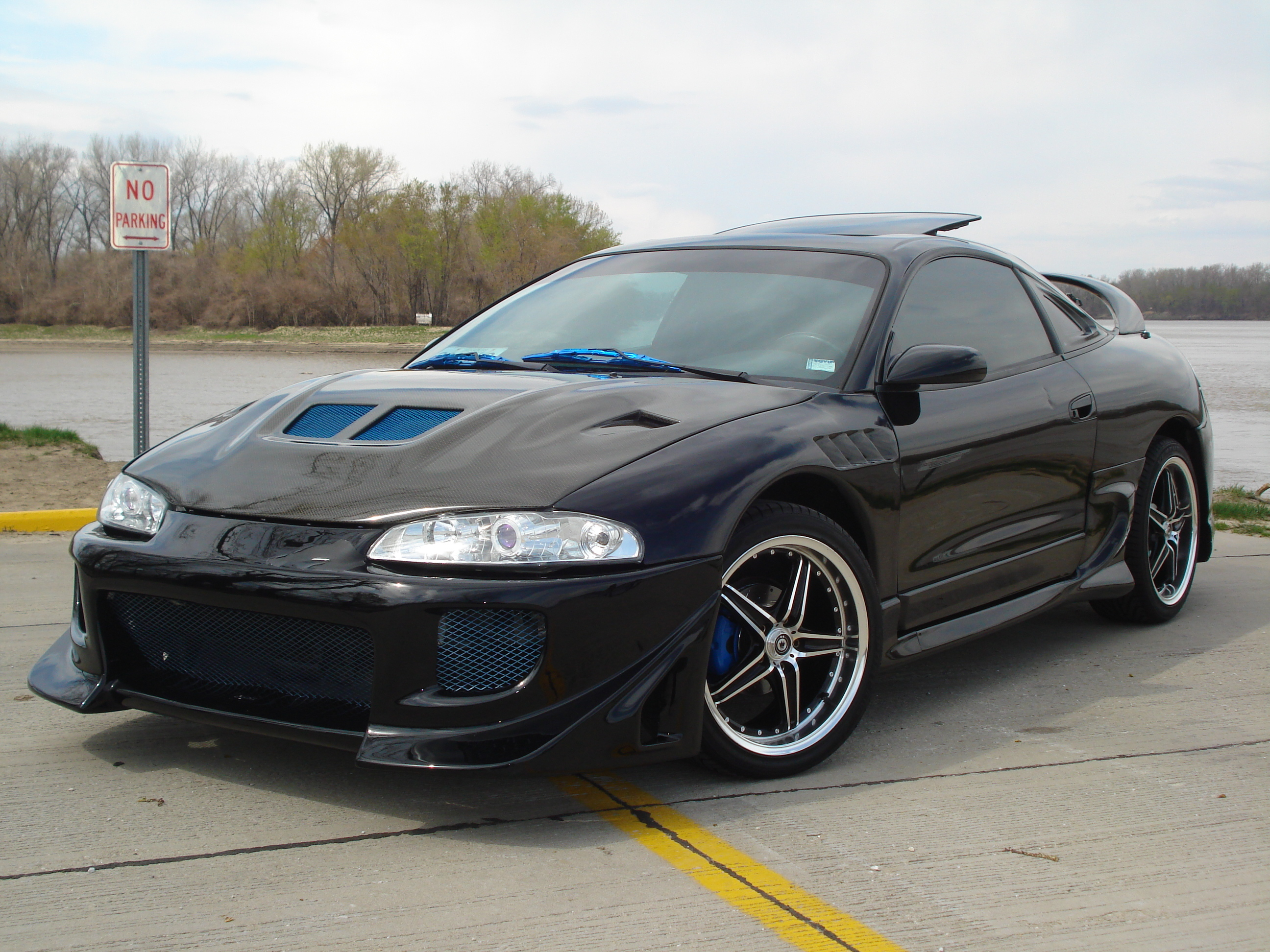 bgovernal77 39 s 1999 mitsubishi eclipse in florissant mo. Black Bedroom Furniture Sets. Home Design Ideas