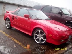 toastinEFhatchs 1988 Toyota MR2