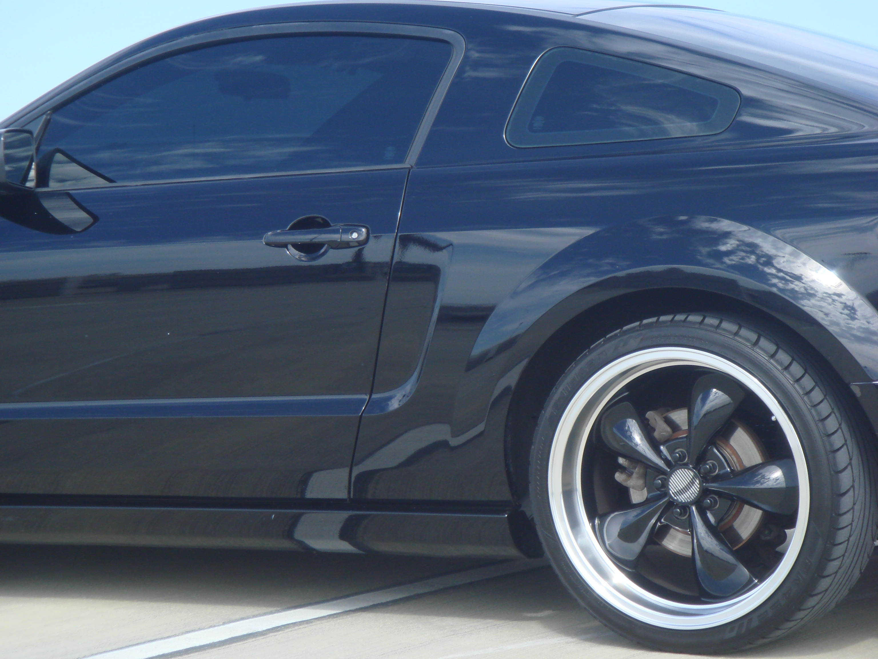 Another EvulOmen 2007 Ford Mustang post... - 12912129