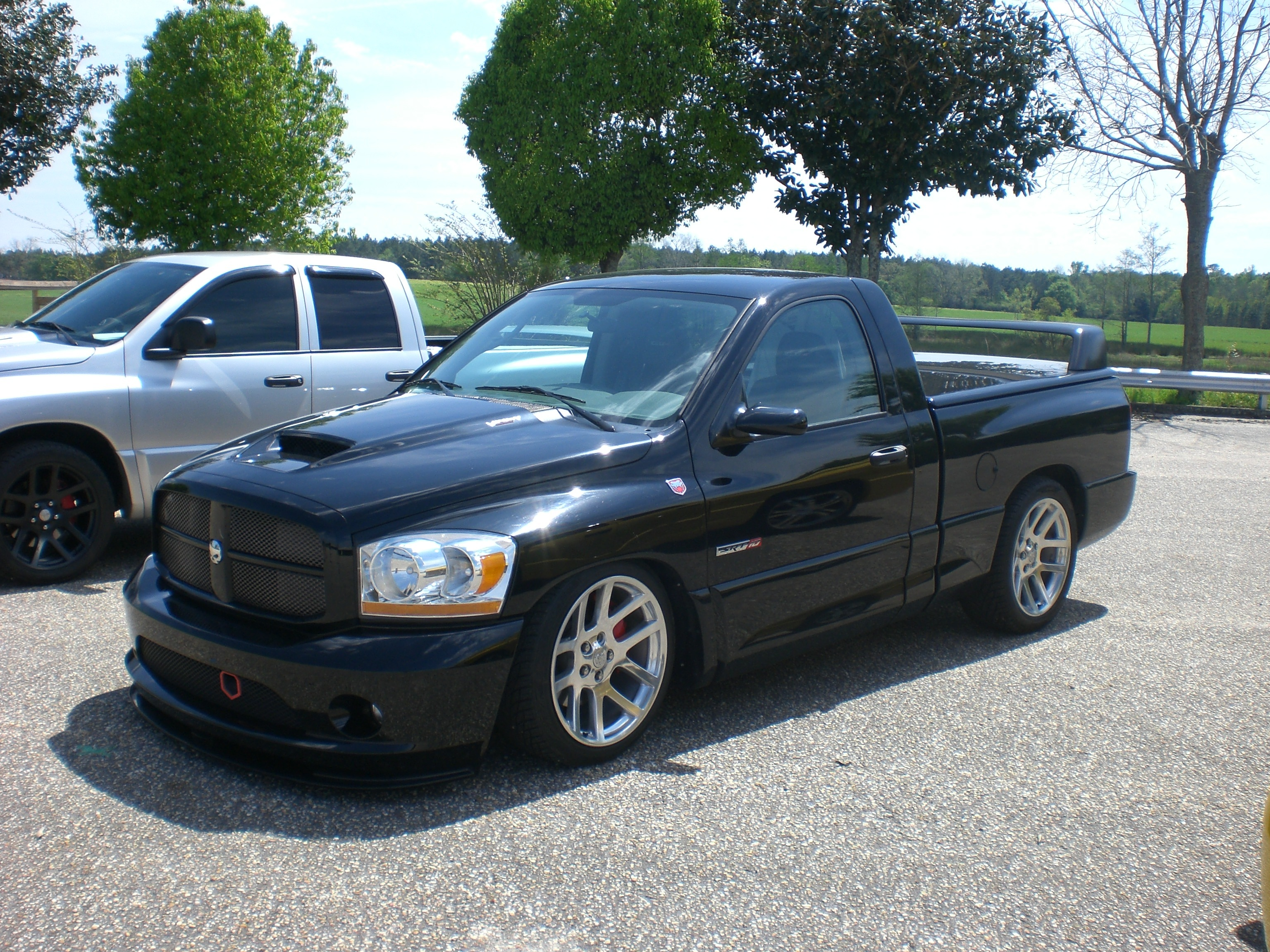 psycho mythic 2006 dodge ram srt 10 specs photos modification info at cardomain. Black Bedroom Furniture Sets. Home Design Ideas
