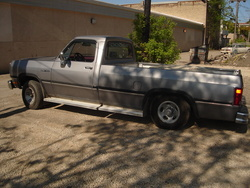 old_ford 1993 Dodge D150 Club Cab