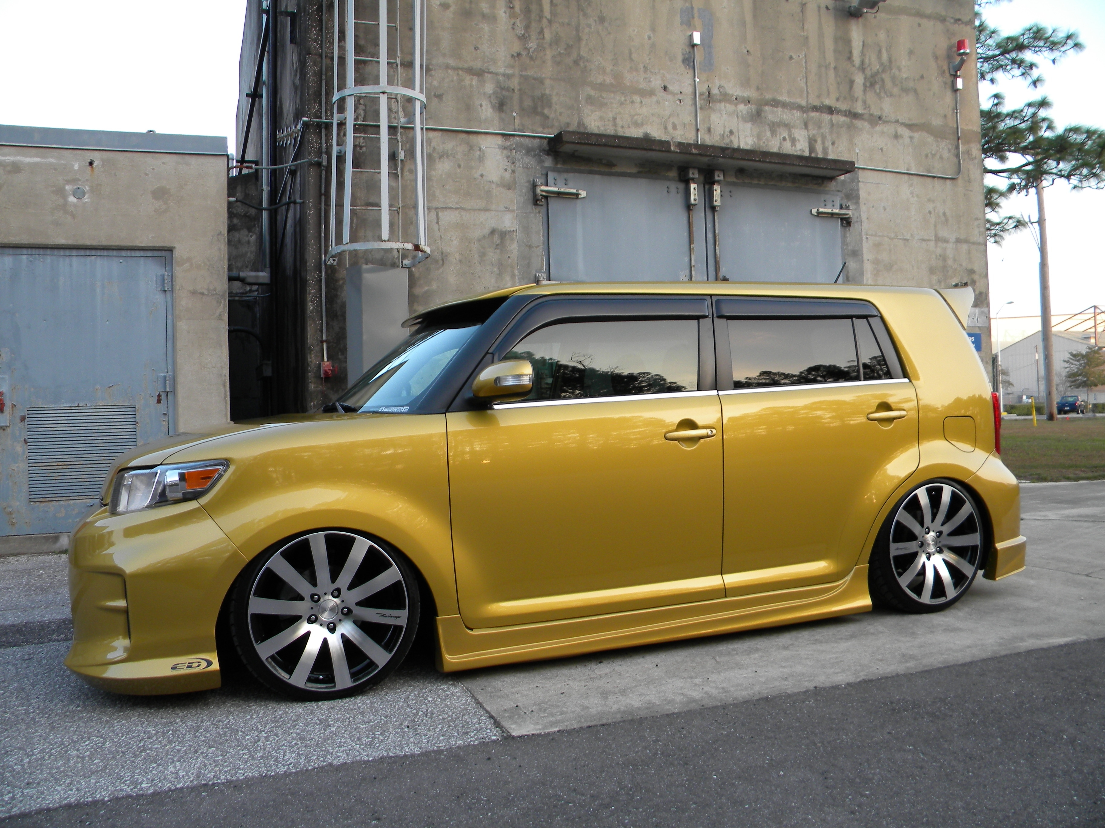doughboygt 2008 scion xb specs photos modification info at cardomain. Black Bedroom Furniture Sets. Home Design Ideas