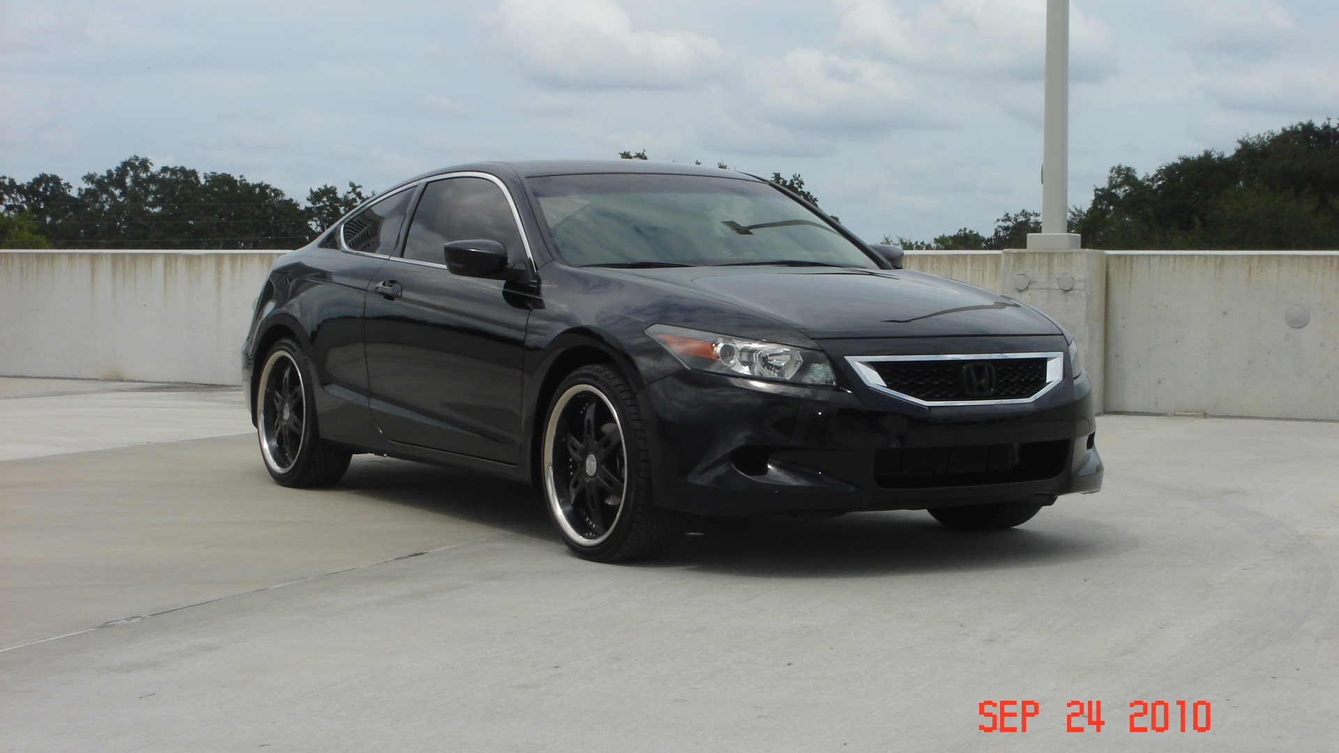 Another grahamjax 2009 Honda Accord post... - 12916497