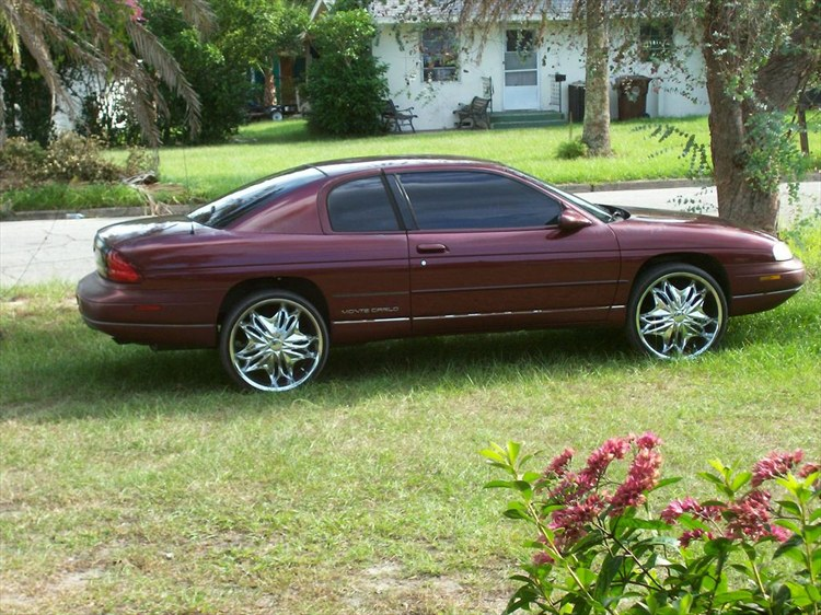 f nitti22 1996 chevrolet monte carlols coupe 2d specs. Black Bedroom Furniture Sets. Home Design Ideas