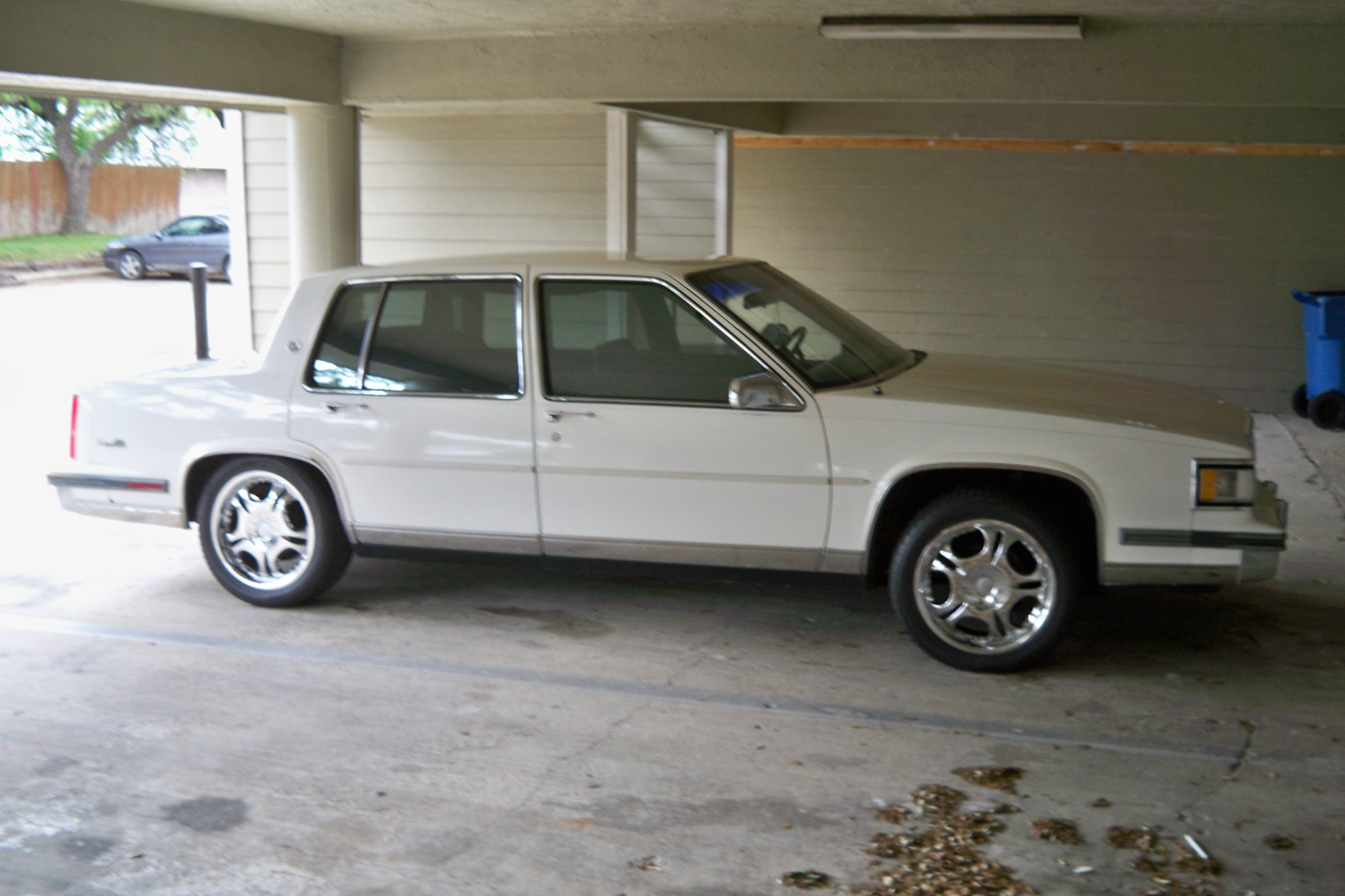 Another cadillacluva1986 1988 Cadillac DeVille post... - 12913601