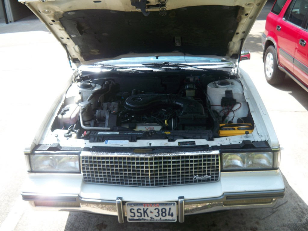 Another cadillacluva1986 1988 Cadillac DeVille post... - 12913608