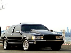 YoungPrince 1990 Lincoln Mark VII