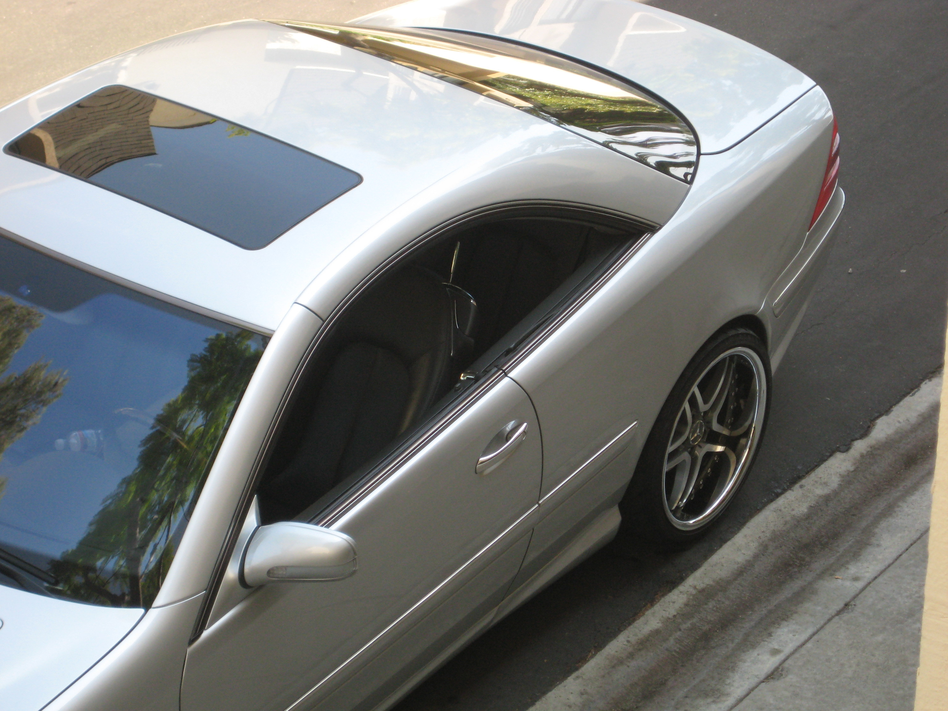 Another gregory31 2002 Mercedes-Benz CL-Class post... - 12912603