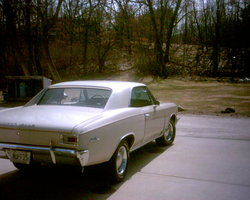 Lacrosse93s 1966 Chevrolet Chevelle