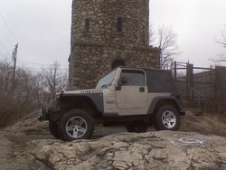Billeros 2004 Jeep Wrangler