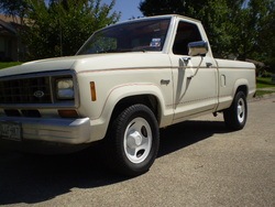 BlueOvalLovers 1983 Ford Ranger Regular Cab