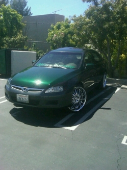 PimpinACC22s 2007 Honda Accord