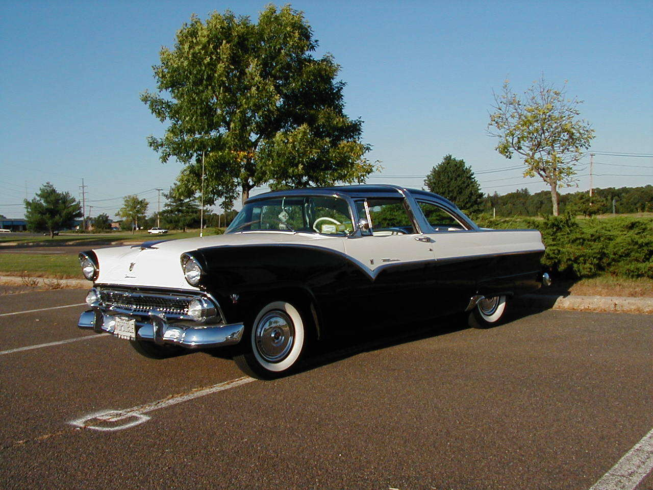 1955 ford crown victoria wallpaper car tuning. Cars Review. Best American Auto & Cars Review