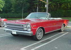 dziner55s 1966 Ford Galaxie