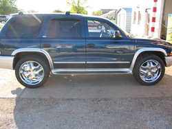 thapioneer187s 2002 Dodge Durango