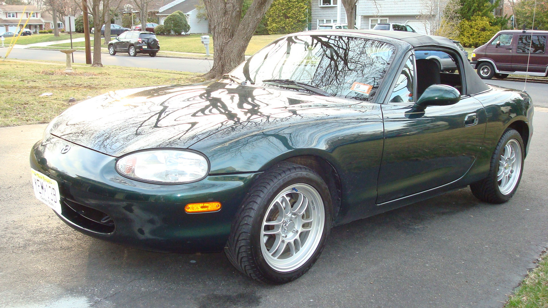 davemac44 39 s 1999 mazda miata mx 5 in east windsor nj. Black Bedroom Furniture Sets. Home Design Ideas