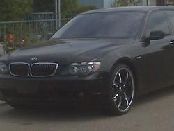 SickestGs 2007 BMW 7 Series