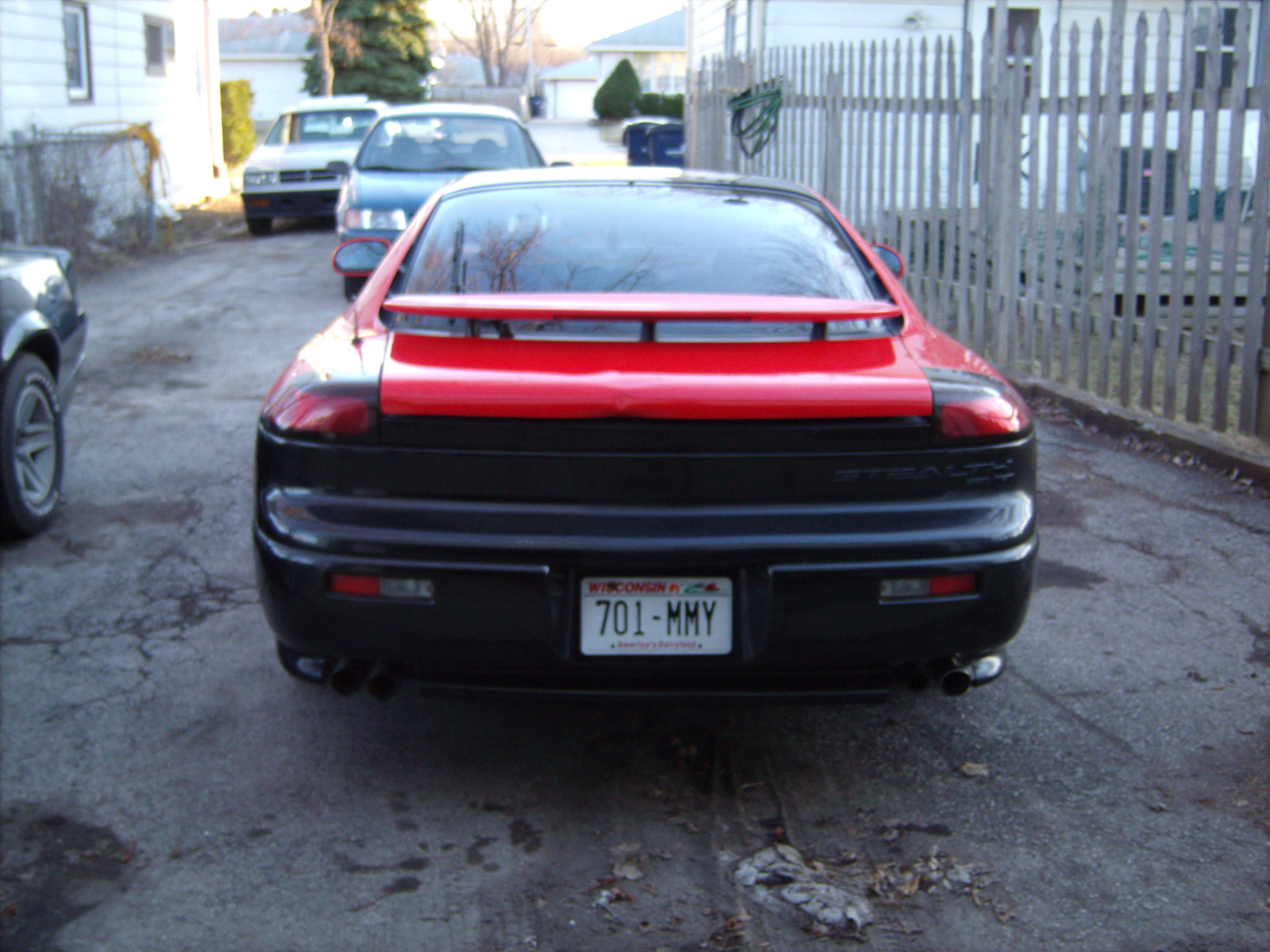Another bert7 1992 Dodge Stealth post... - 12974299