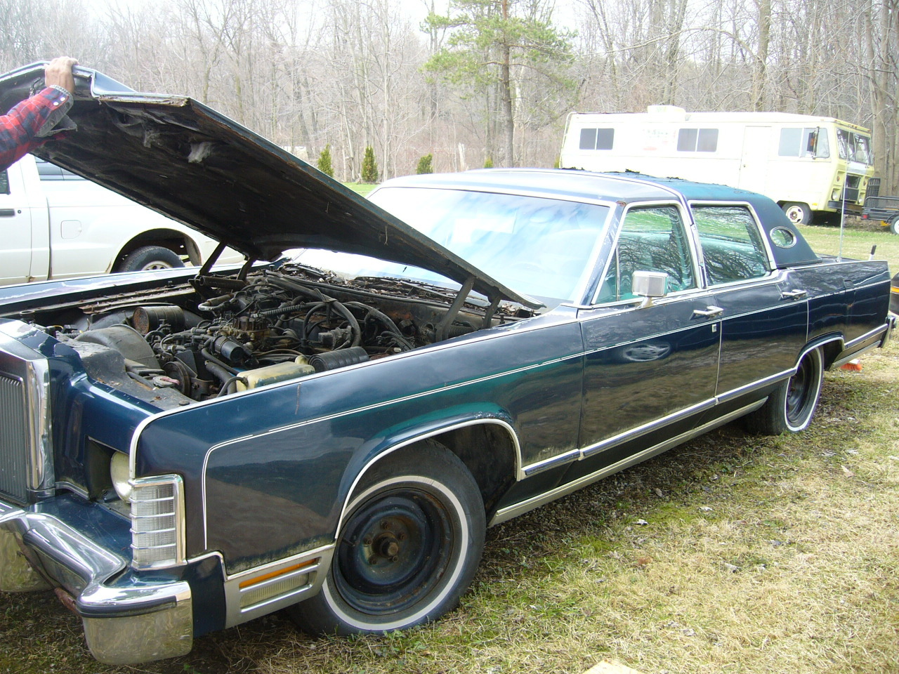 One_Fast_Omni 1977 Lincoln Continental 12919936