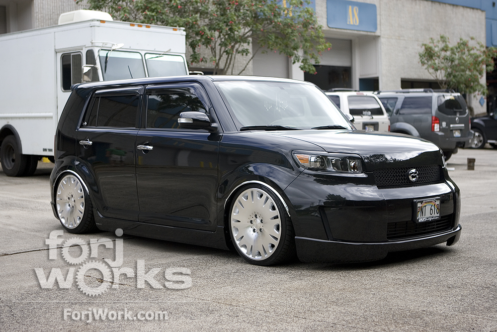 forjworks 2008 scion xb specs photos modification info at cardomain. Black Bedroom Furniture Sets. Home Design Ideas