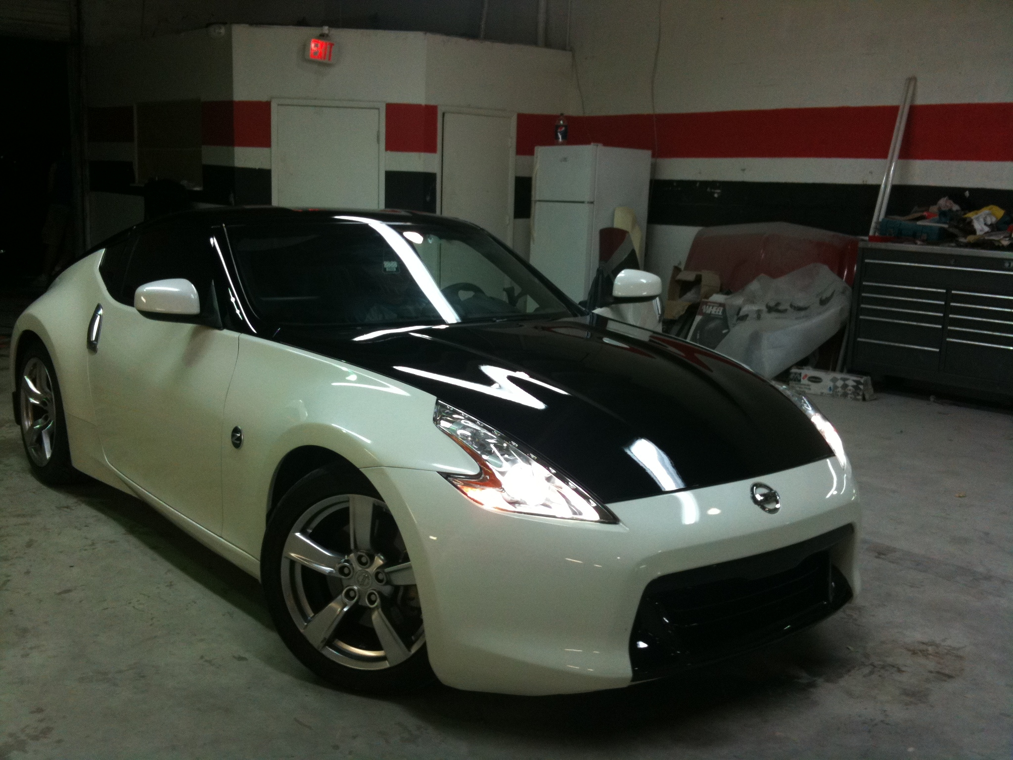 Another MrFairladyZ92 2009 Nissan 370Z post... - 12926601