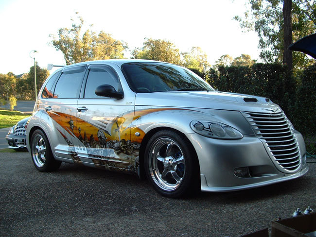 Loxypt 2001 Chrysler Pt Cruiser Specs Photos