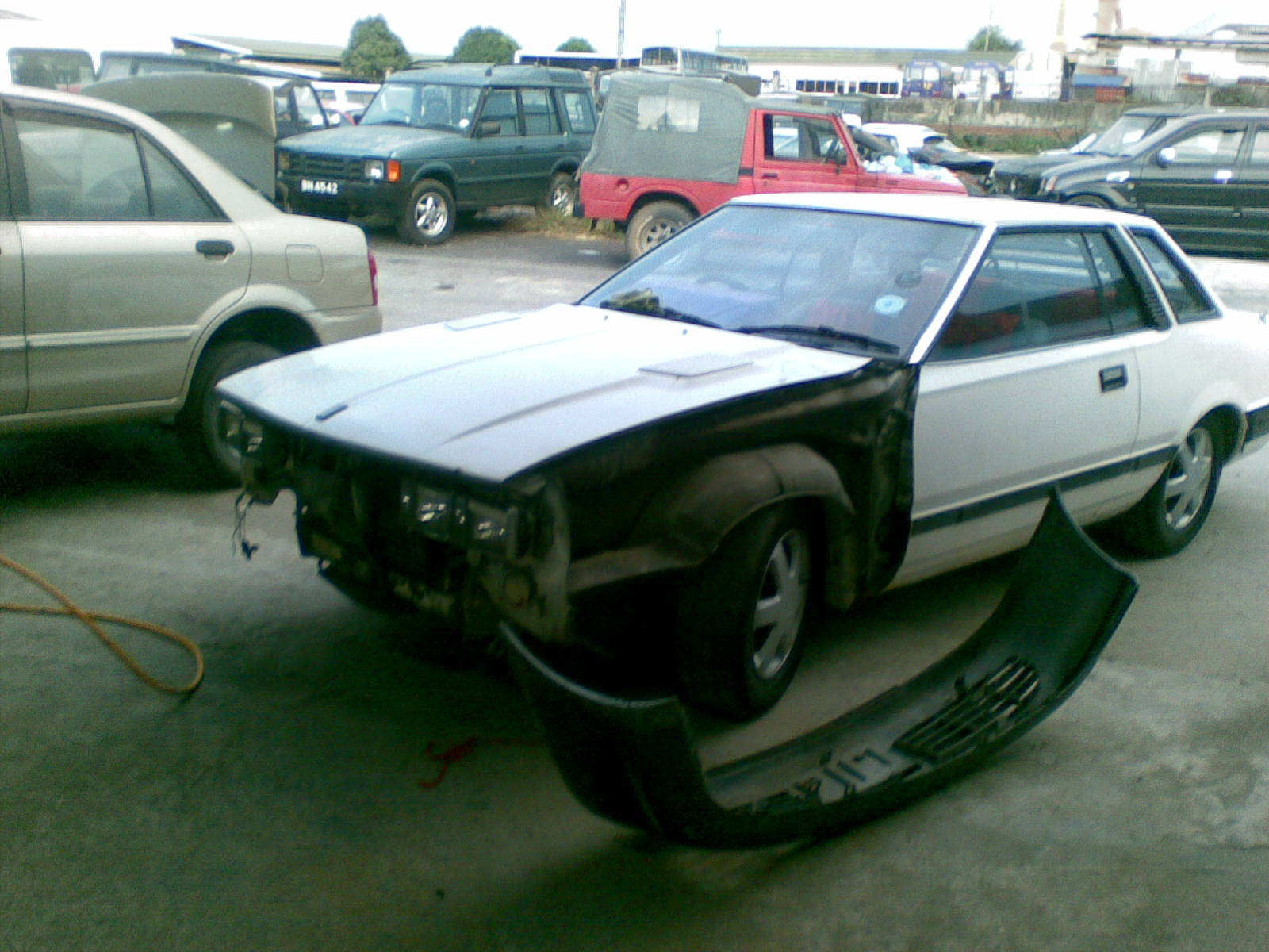 Another rifin2009 1983 Nissan Silvia post... - 12925784
