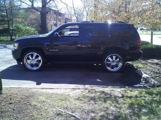 Another Bhall14 2009 Chevrolet Tahoe post... - 12921951