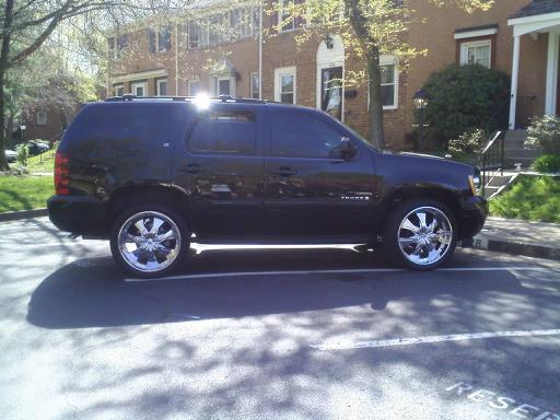 Another Bhall14 2009 Chevrolet Tahoe post... - 12921953